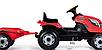 Детский трактор с прицепом SMOBY XXL, фото 5