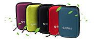 ORICO PHD-25 сумка чехол для 2.5 дюйма внешнего USB жесткого диска или телефона красный 150х130х30 мм