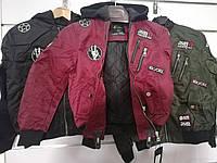 Куртка демисезонная для мальчиков Nature оптом, 10/11-16/17 лет. Артикул: RHB4694