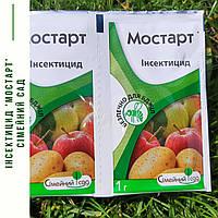 Інсектицид 'Мостарт' 1 г Сімейний сад, фото 1