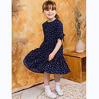 Интересное летнее платье для девочек, фото 1