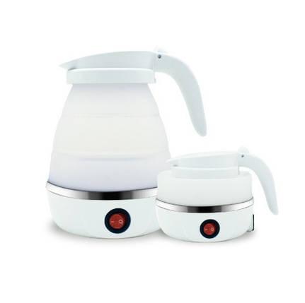 Складаний дорожній чайник Kitfort КТ-670, фото 2