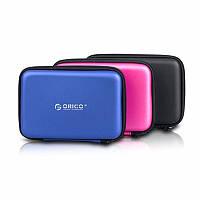 ORICO сумка чехол для 2.5 дюйма внешнего USB жесткого диска или телефона красный 160х110х40 мм