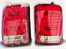Фонари ВАЗ 21214, 21213, Нива Тайга,Нива Урбан LED красные диодные комплект