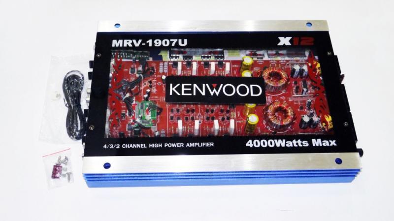 Усилитель звука автомобильный Kenwood MRV-1907U