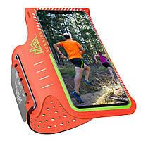 Спортивний чохол на руку для смартфонів 6 дюймів