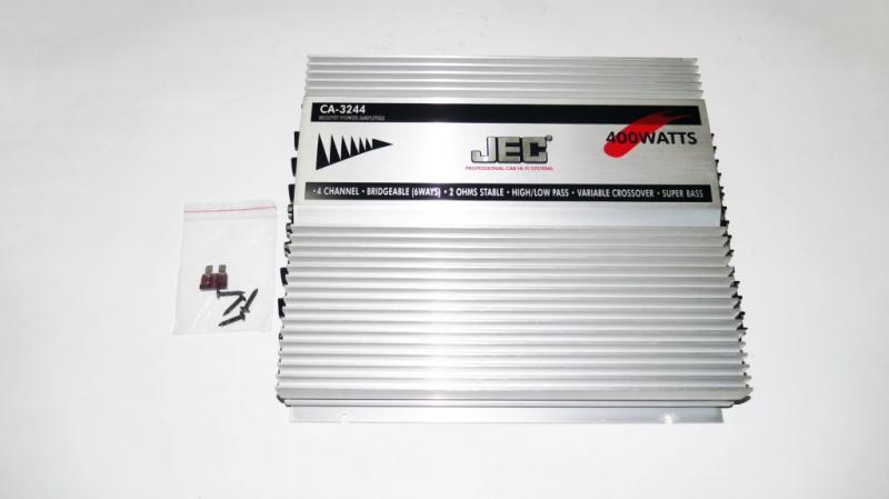 Усилитель звука автомобильный JEC CA-3244
