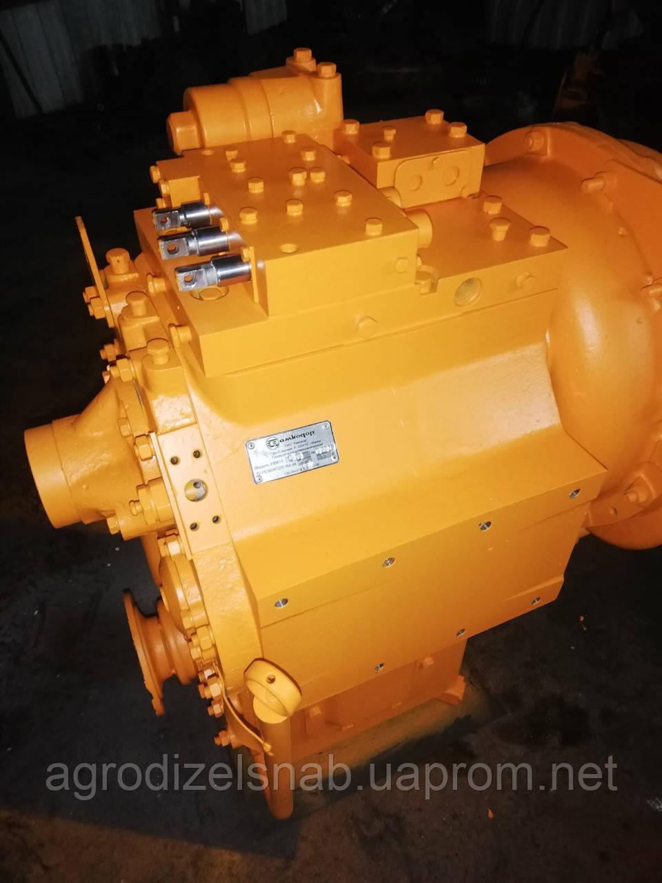 Гідромеханічна передача ГМП навантажувачів ТО-18 / ТО-18Б Амкодор