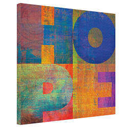 Картина на полотні 50х50 Hope (H5050_DVD008)