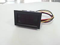 Панельный Амперметр 10А(100А с шунтом) + вольтметр DC 0-100V