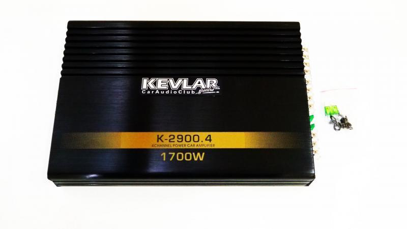 Усилитель звука автомобильный Kevlar K-2900.4