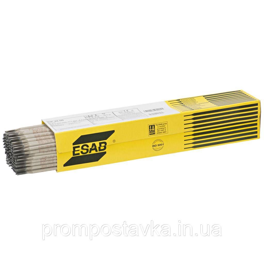 Сварочные электроды ESAB OK 46.00 д. 2-5 мм
