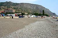 Морское — райский уголок близ Судака