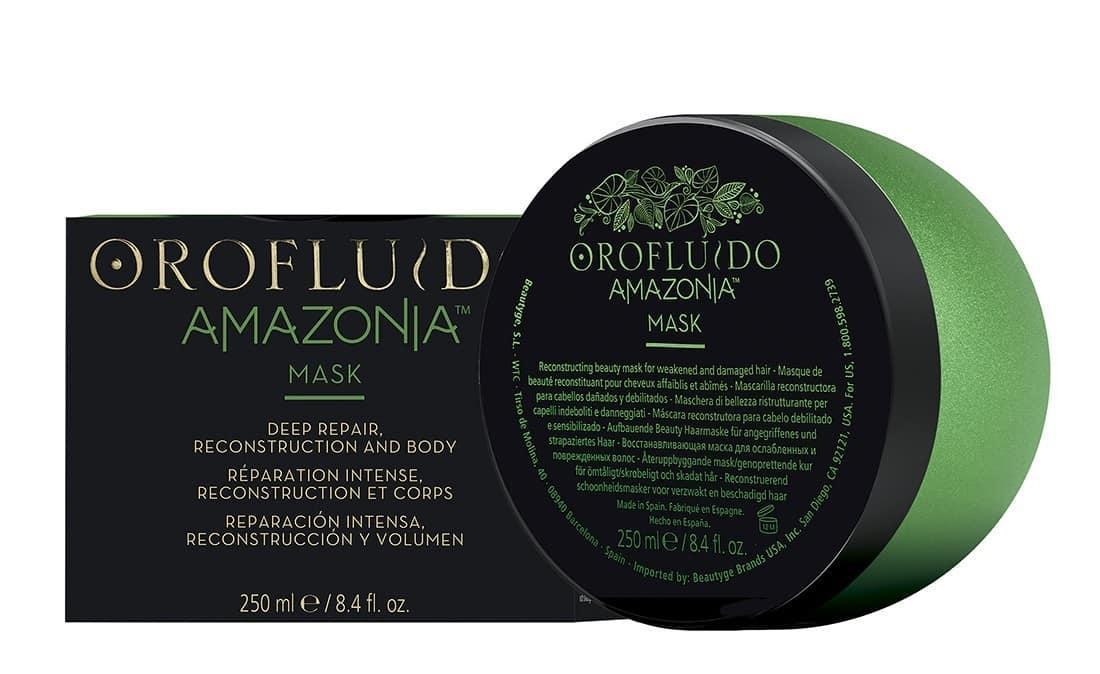 Маска для глибокого відновлення Revlon Orofluido Amazonia 250 мл