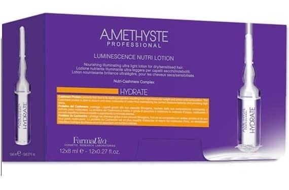 Лосьон увлажняющий FarmaVita Amethyste Hydrate Luminescence 12х8 мл, фото 2