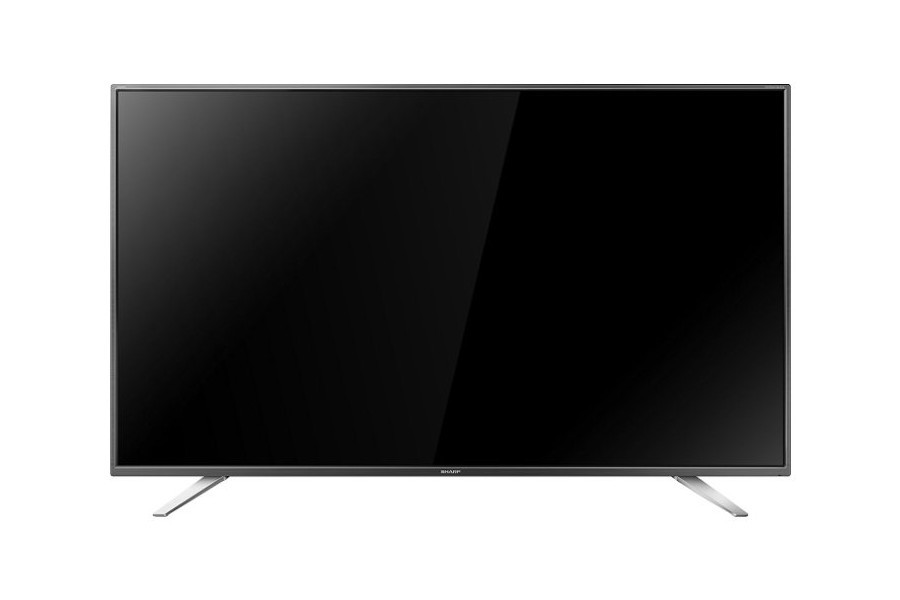 Телевизор Sharp LC-55CUG8062E ( Full HD / 4K / Smart TV / 400Hz / DVB-С/T2/S2)