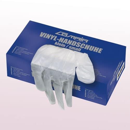 3012326 Перчатки Comair Salon латексные маленькие (100 шт)