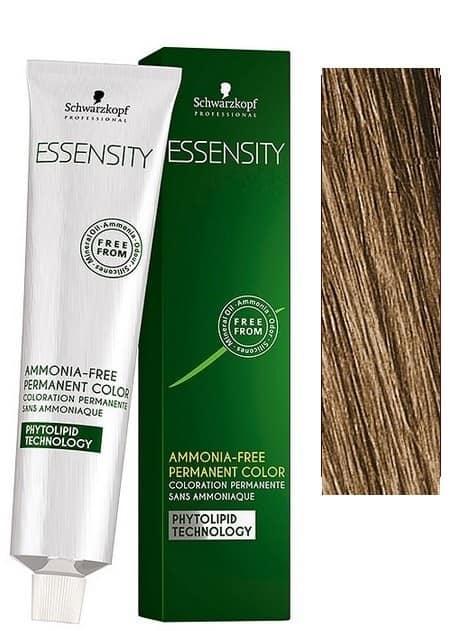 Краска для волос 7-50 Schwarzkopf Essensity Средне-русый Золотистый Натуральный 60 мл