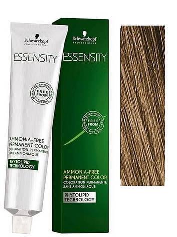 Краска для волос 7-50 Schwarzkopf Essensity Средне-русый Золотистый Натуральный 60 мл, фото 2