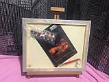 Картина ( раскраска) по номерам ПРЕМИУМ!!! Париж в шарах, фото 5