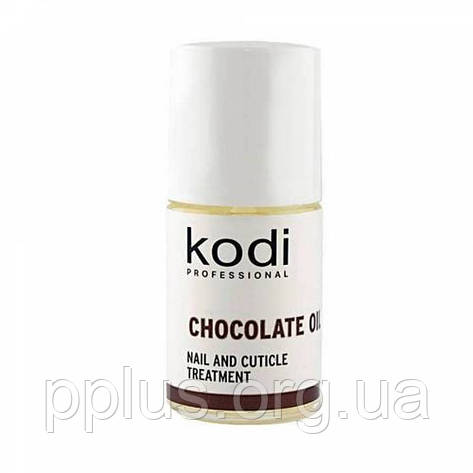 Масло для кутикули Шоколад Kodi Professional 15 мл, фото 2