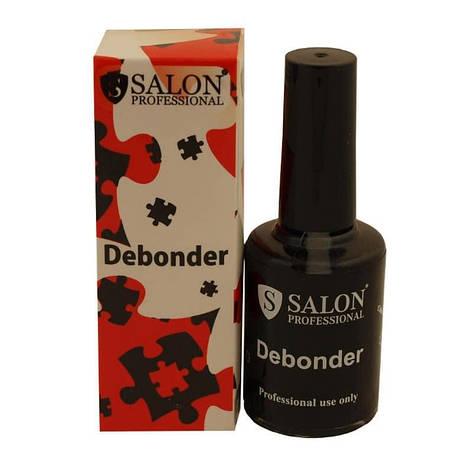 Дебондер для снятия ресниц Salon Debonder 10 мл, фото 2