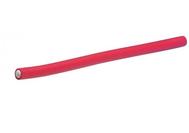 """3011757 Бигуди Flex"""" Comair красные 254 мм d 12 мм (6 шт/уп)"""""""