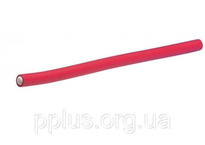 """3011757 Бигуди Flex"""" Comair красные 254 мм d 12 мм (6 шт/уп)"""", фото 2"""