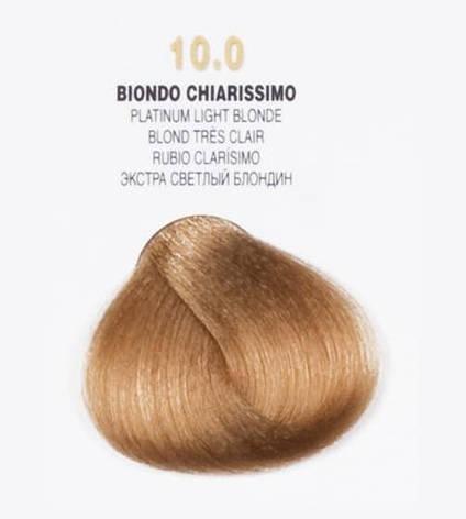 Краска для волос 10.0 Brelil Colorianne Classic очень светлый блондин 100 мл, фото 2