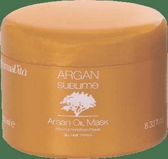Маска с аргановым маслом FarmaVita Argan Sublime Argan Oil Mask 250 мл, фото 2