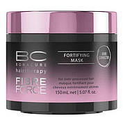 Маска укрепляющая Schwarzkopf BC Fibre Force Fortifying Mask 150 мл