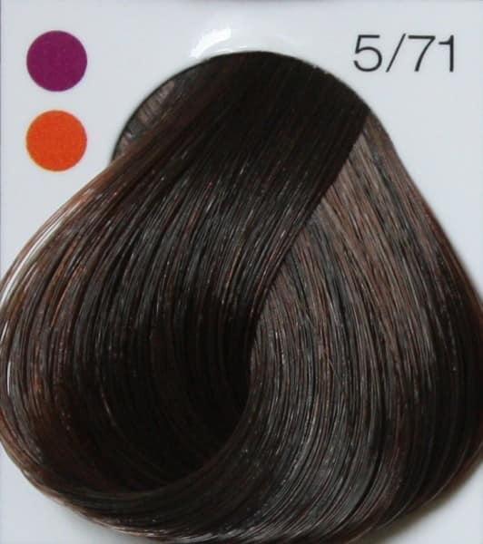 Интенсивное тонирование 5/71 Londa Professional Светло-коричневый коричнево-пепельный 60 мл