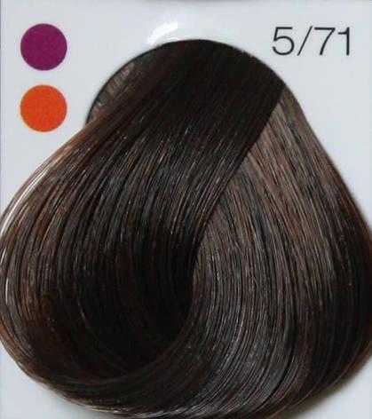 Интенсивное тонирование 5/71 Londa Professional Светло-коричневый коричнево-пепельный 60 мл, фото 2