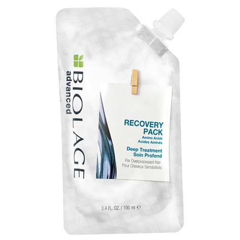 Маска для восстановления Matrix Biolage Recovery Deep Treatment 100 мл, фото 2