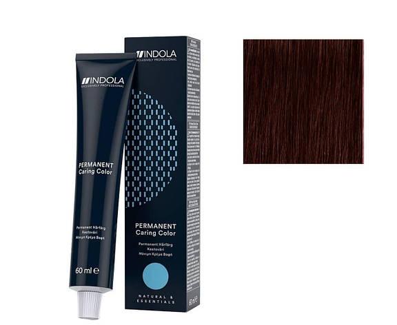 Крем-краска 5.67 Indola PCC Светлый коричневый красный фиолетовый 60 мл, фото 2