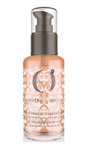 Масло-уход для поврежденных волос Barex Olioseta Oro del Marocco 100 мл