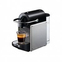 Кофеварка Nespresso Pixie Alumin