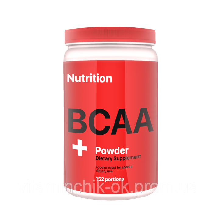 Аминокислота AB PRO BCAA Powder 900 г Грейпфрут