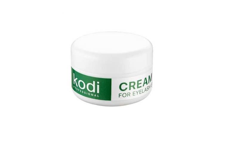 Ремувер кремовый для снятия ресниц Kodi Professional 20 г, фото 2