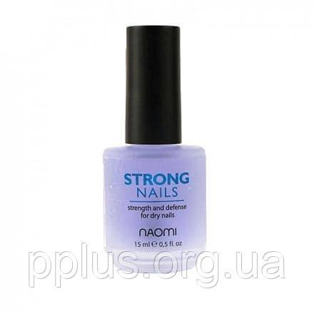 Уход за ногтями Naomi Strong Nails 15 мл