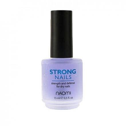 Уход за ногтями Naomi Strong Nails 15 мл, фото 2