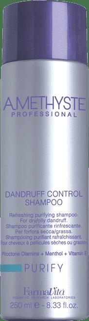 Шампунь против перхоти FarmaVita Purify Dandruff Control Shampoo 250 мл