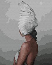 Картина ( раскраска) по номерам ПРЕМИУМ!!! Таинственная душа