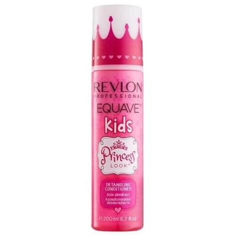 Кондиціонер двофазний для дівчаток Revlon Equave Kids Princess Look 200 мл, фото 2