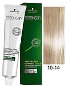 Краска для волос 10-14 Schwarzkopf Essensity Ультра Блонд Сандре Бежевый 60 мл