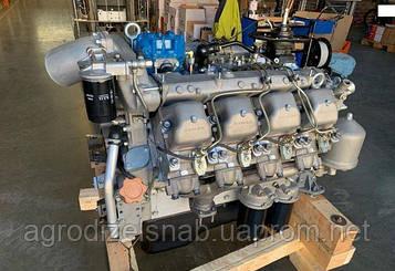 Двигатель КАМАЗ 740.10 класс Евро-0