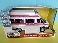 Игрушка Скорая помощь Автопарк, фото 1