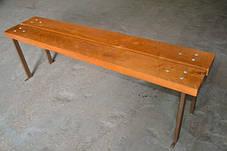 Скамья деревянная Лада (Продмаш-ТМ), фото 3