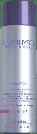 Шампунь для окрашенных волос FarmaVita Amethyste Color Shampoo 250 мл, фото 2