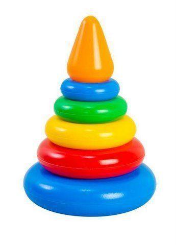 Развивающая игрушка Пирамидка 39116